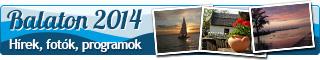 Balaton 2014 - H�rek, fot�k, programok